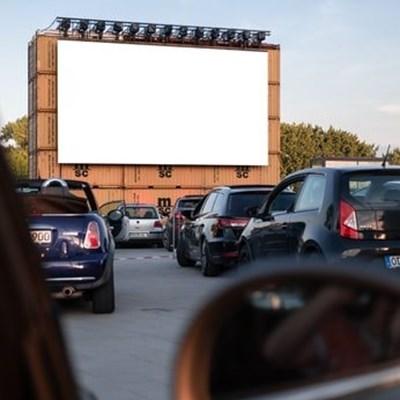 Movie premiere at film festival
