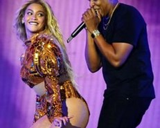 'Earn' your free ticket to see Beyoncé and Jay-Z