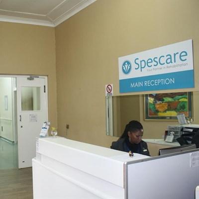 Spescare ten volle toegerus vir rehabilitasie