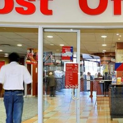 Post Office to pay out R350 grants