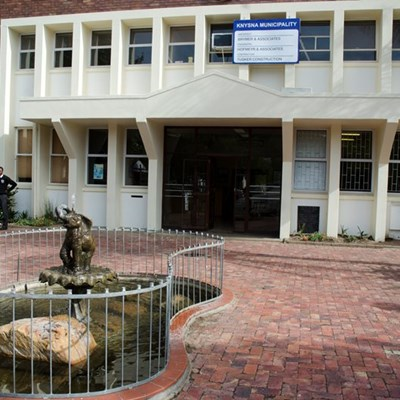 Is municipality going for broke?