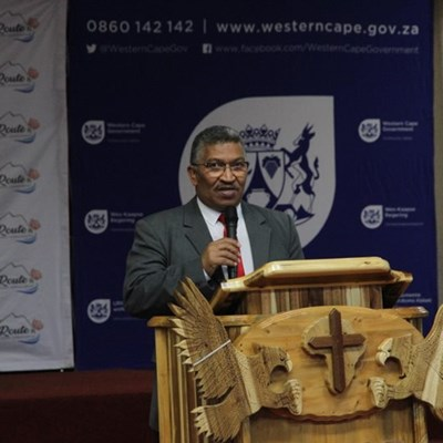 Anti-crime summit held in Pacaltsdorp