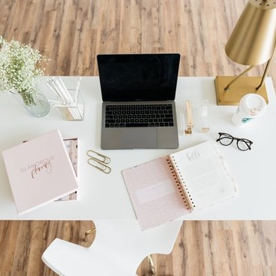 Working from home: Interior stylist shares decor tips for home office