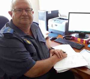 Police welcome new communications officer