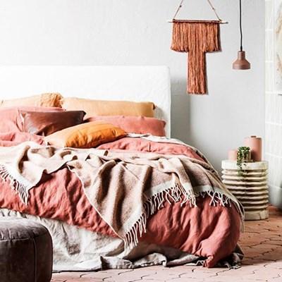Interior design trends during colder months