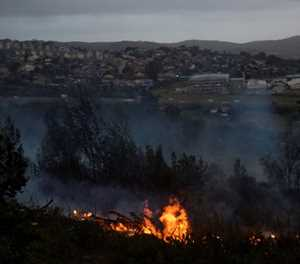 UPDATE: Smouldering remnants of Heidevallei fire tackled