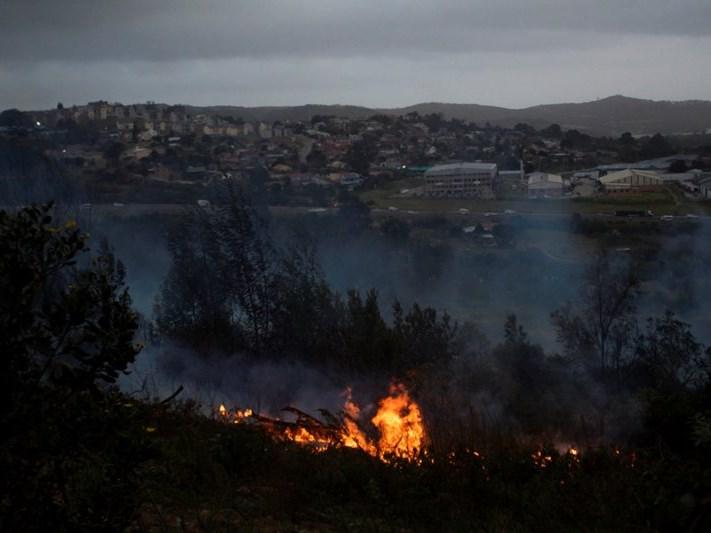 UPDATE: Smouldering remnants of Heidevallei fire tackled