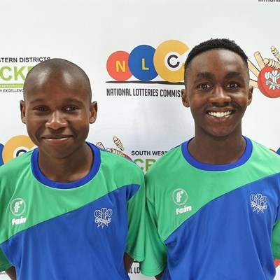 Two from SWD in Cobras Cubs team