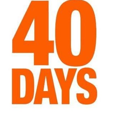 40 days to start of final matric exams