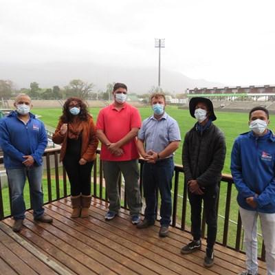 Sport development moves to Outeniqua Park Stadium