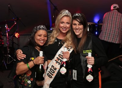 Miss Buff crowned