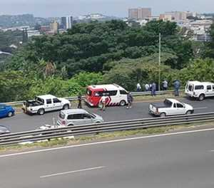 5 alleged robbers killed in Pinetown shoot-out