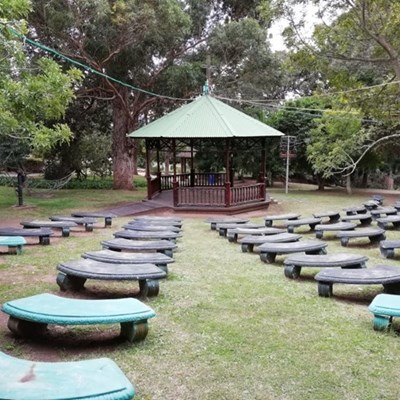 Harry Giddey Park opens just in time for Spring
