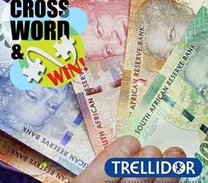 MONTHLY CROSSWORD: WIN R400 CASH WITH TRELLIDOR