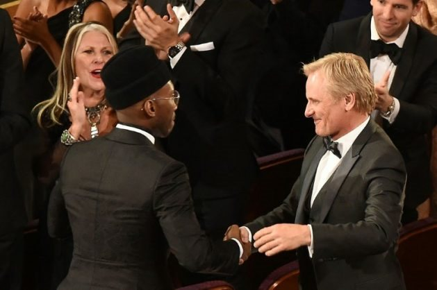 Controversial race drama 'Green Book' grabs top prize at