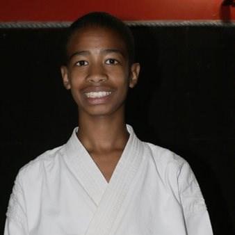 Outismelyer blink uit in karate