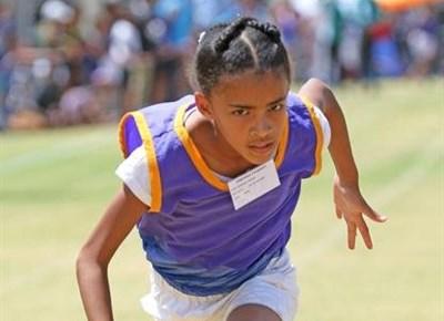 16 plaaslike laerskole stel hul atletiektalent ten toon by Van Kervel
