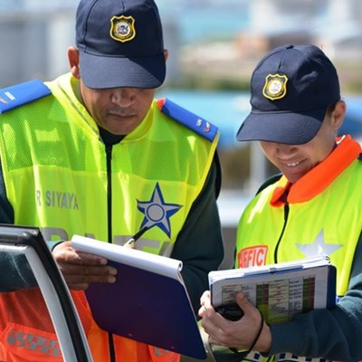 Lockdown arrests and fines on Western Cape roads