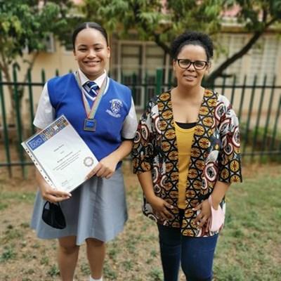 Brons vir BSS-leerder by internasionale Eskom Expo kompetisie