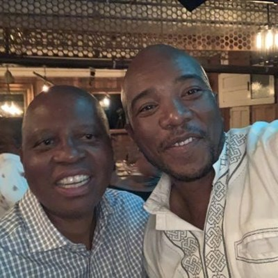Maimane and Mashaba launch The People's Dialogue