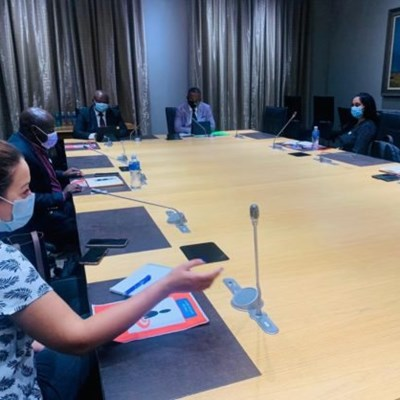 UDM holds 'fruitful' meeting with eNCA management over mask furore