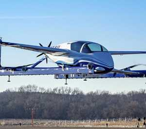 Boeing's flying car has completed its first test flight