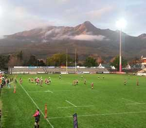International rugby in George