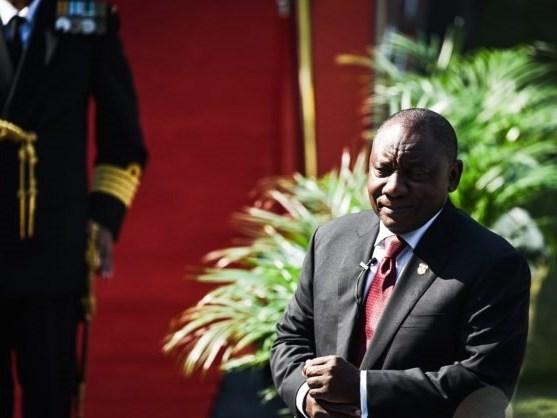 Inauguration: US congratulates Ramaphosa