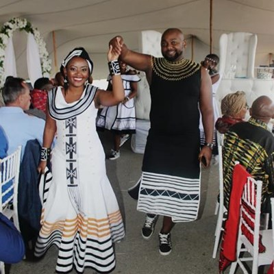 Vuba wedding a joyous affair
