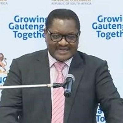 Renewed push for Makhura to step aside over Gauteng PPE scandal