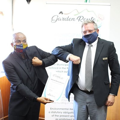 Grdm Seven Honoured With Alder Title George Herald