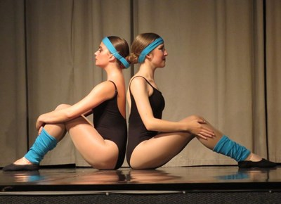 Ballet meets Cinema with Sidwell Roman School of Ballet