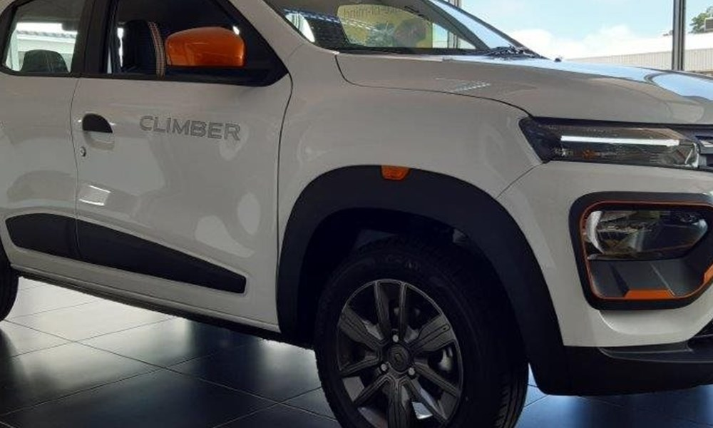 Renault Garden Route | Pick of the Week | Renault Kwid Climber