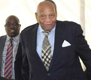 Legendary businessman Richard Maponya dies aged 99