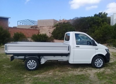 Mossel Bay Volkswagen | Pick of the Week | Transporter Pick-up 2.0 TDI Single cab Manual
