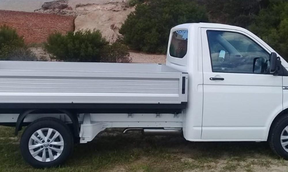 Mossel Bay Volkswagen | Pick of the Week | Transporter Pick-up 2.0 TDI Single cab Manual