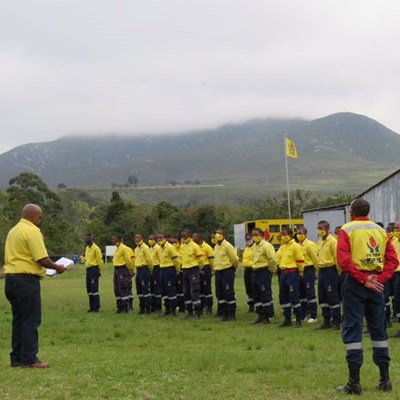 Southern Cape gears up for summer fire season