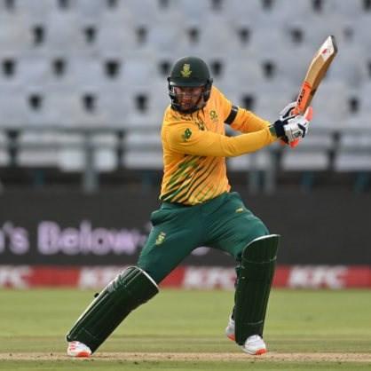 Klaasen to lead T20 Proteas in Bavuma's absence