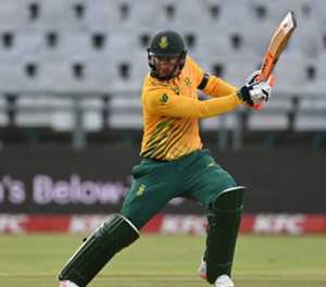 Klaasen to lead T20 Proteas in Bavuma's absence
