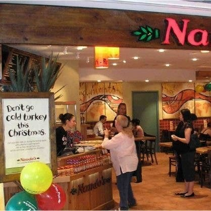Nando's launches Nando's Kerbside! ordering add for level 3