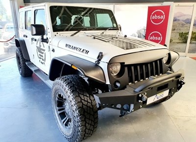 York Auto | Pick of the Week | Jeep Wrangler Unlimited