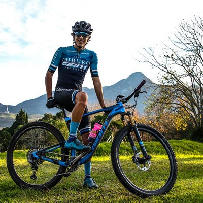 Georgians take charge in Nissan Trailseeker MTB Series
