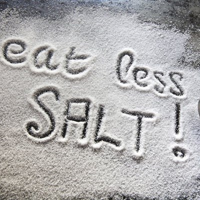 Is your health worth the salt?