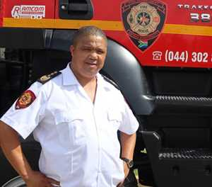 New fire chief has climbed all the rungs