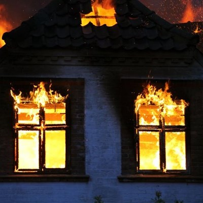 9 things to do if your house catches fire