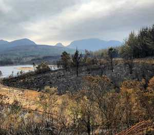 Garden Route fire update