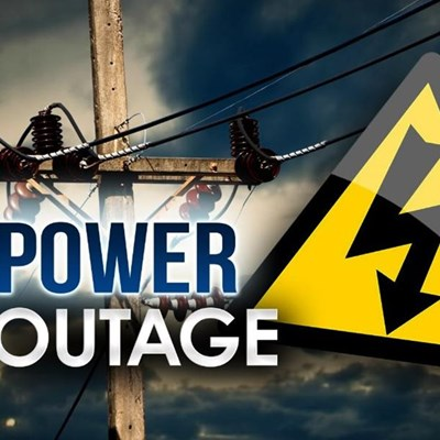 Power outage: Portion of Herold's Bay