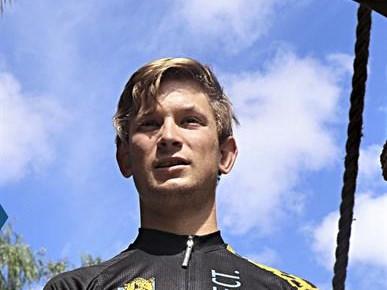 Wannenburg cycle for cheetahs