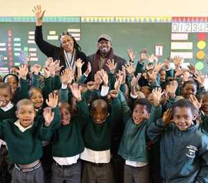 Ordinary Magic for Madiba reading project