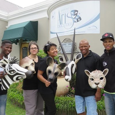 Khumba is at the arts theatre